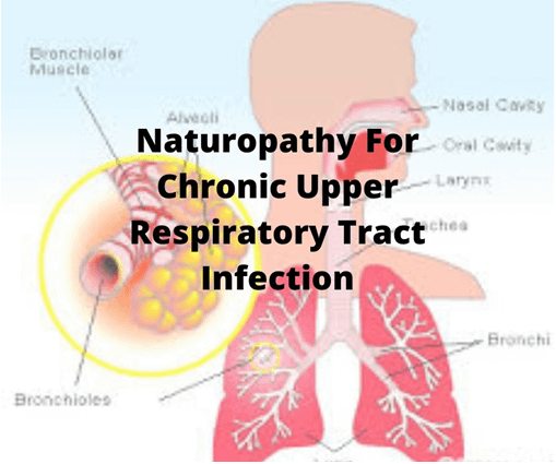 Chronic upper respiratory tract infection